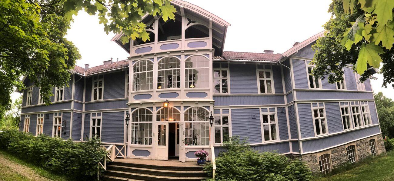 Rosenlund, Norges ALS hjem
